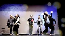 Flame Move Hip Hop Dance