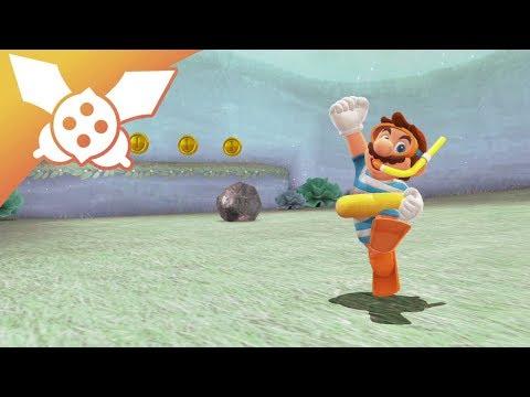 [LP] Super Mario Odyssey (Coop) #10 : Lunes de l'eau