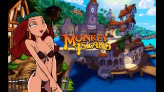 Repeat youtube video The Curse Of Monkey Island - Main Theme [10 Minutes]