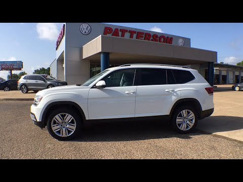 2019 Volkswagen Atlas Tyler, Longview, Lufkin, Nacogdoches, Shreveport, TX 590721