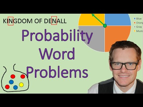 Probability Word Problems (Simplifying Math)