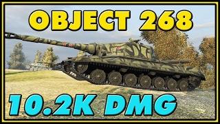 World of Tanks | Object 268 - 7 Kills - 10.2K Damage