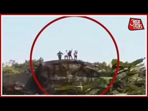 India 360: Exclusive Video Of SIMI Terrorist Encounter
