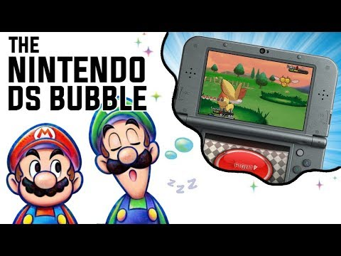 The Nintendo DS Bubble | A Tale From The Gaming Industry