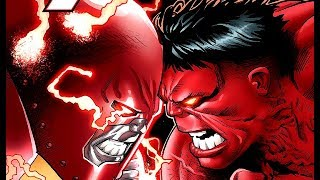 Red Hulk vs. Unstoppable Colossus / Juggernaut Epic Fight Explained