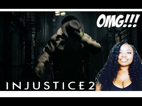 Thumbnail: INJUSTICE 2 - OMG NO WAYYYY!!!! | FIGHTER PACK 3 REVEAL (LIVE REACTION)