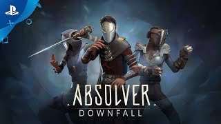 Absolver: Downfall – Launch Trailer | PS4