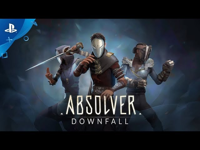 Absolver: Downfall - Launch Trailer | PS4