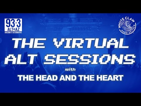 ALT AZ Virtual Session With The Head And The Heart