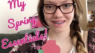 Spring Essentials! 2014 Thumbnail