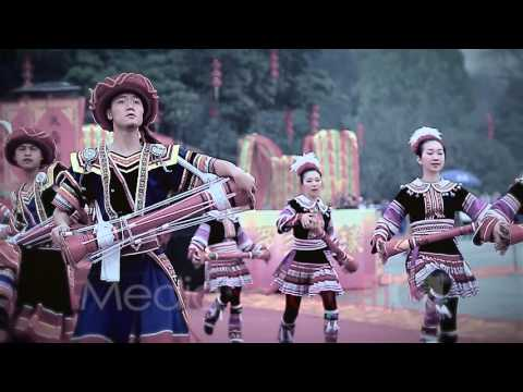 South China Media Production, Long Drum Dance Folk Festival