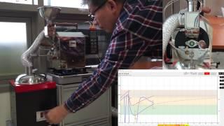 KALDI Classic coffee roaster/Semi-convection type(solid drum)