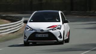 Essai Toyota Yaris GRMN 1,8L 212ch