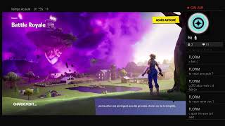 Fortnite Save the World and Royal Battle With You Vocal