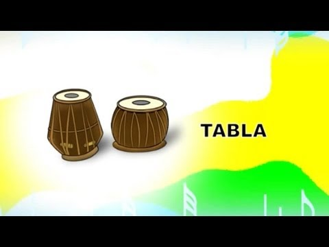 Lil Tots School VOL 1 | Musical Instruments Names | HD