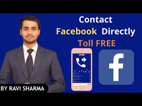 How To Contact Facebook Customer Care | Talk Directly With Facebook Customer Care | 2020