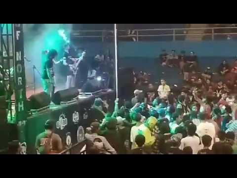 Neverlond full live at gor lokasari 11 12 2016