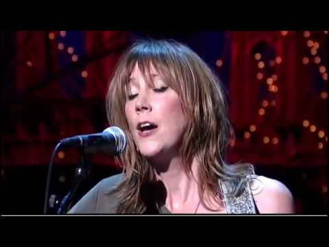 Beth Orton  -  (Live on Letterman 2012)