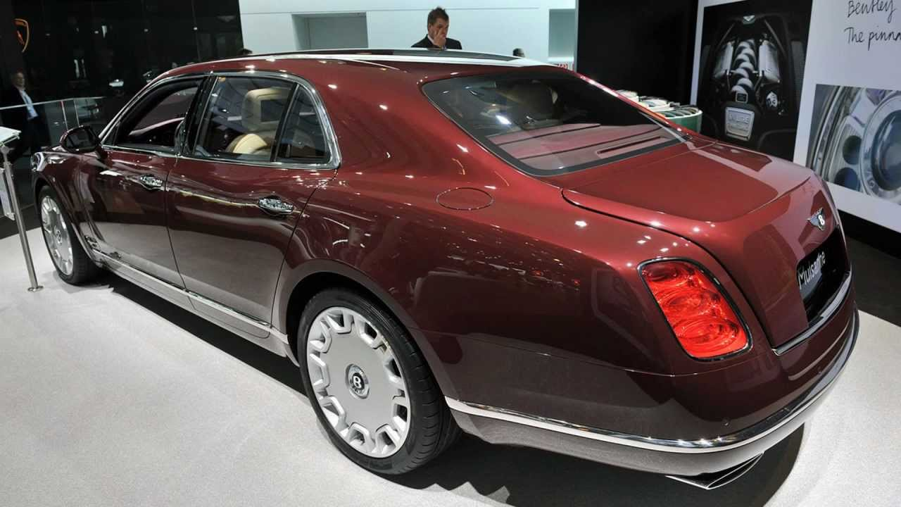 2011 bentley mulsanne executive interior concept 2011 frankfurt auto show youtube. Black Bedroom Furniture Sets. Home Design Ideas