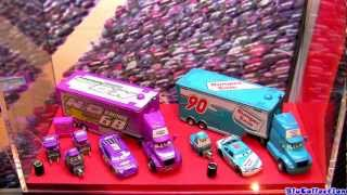 23 Disney Cars Trucks Complete Collection Mack Truck Wally Hauler Walmart Pixar by Blucollection
