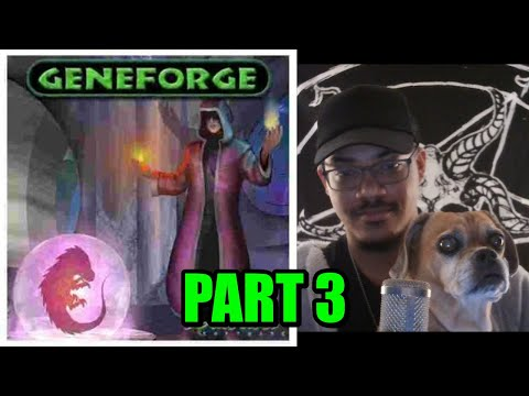 Kwame Plays: Geneforge [Part 3] Fight, Run, Heal, Repeat