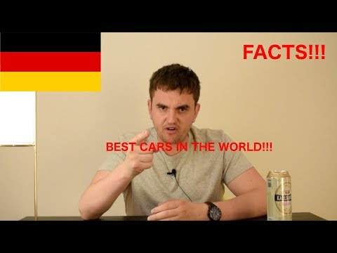 This Is Why German Cars Are The Best Cars In The World!