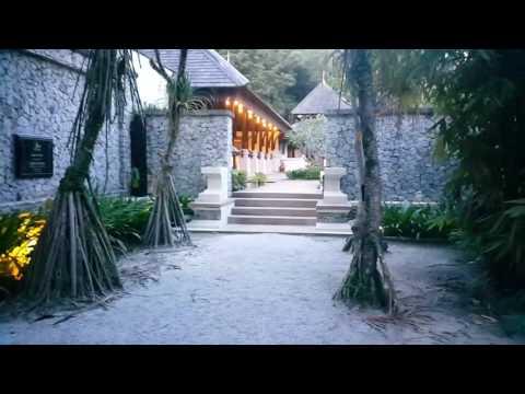Pangkor laut resort spa village tour by Nigel stewart