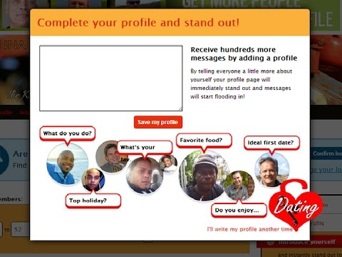 How To Write Your Online Dating Profile To Attract Mr. Right from YouTube · Duration:  6 minutes 20 seconds