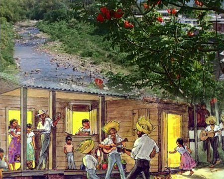 Navidad en puerto rico 3 asalto y parranda navide a en - Casas de navidad ...