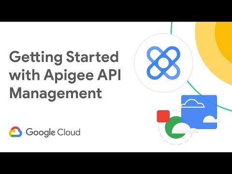 Intro to Apigee API management