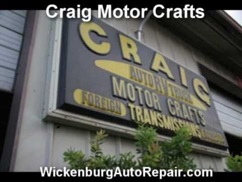 Wickenburg Auto Repair; Craigs Motor Craft