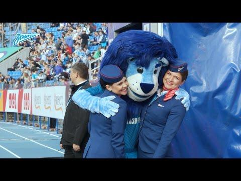 Скрытая камера «Зенит-ТВ» на матче с ЦСКА