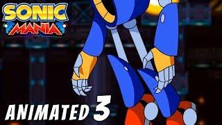 Sonic Mania Animated Cutscenes Part 3