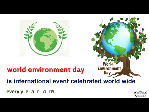 world environment day 5 june Science Greed