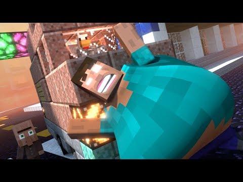 Herobrine Life - Zombie Life - Top Minecraft Animations