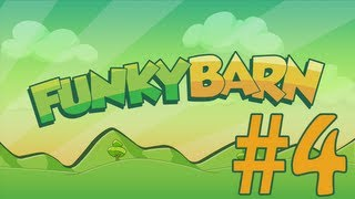 Let's Play Funky Barn (Wii U) - Walkthrough / Commentary - Part 4
