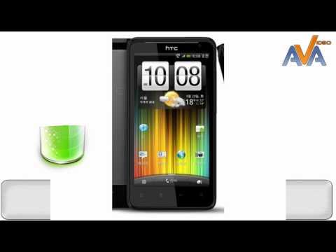 Обзор HTC Raider 4G