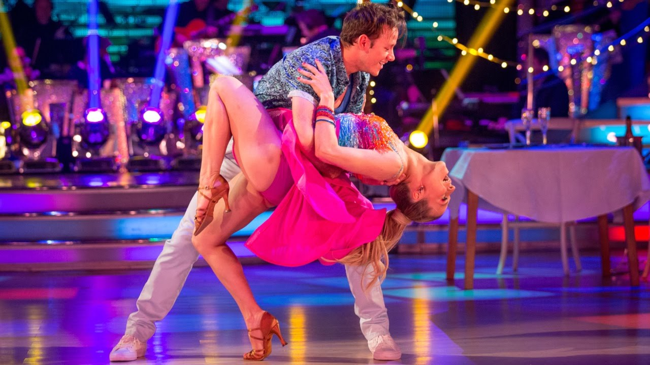Kellie Bright — ULTIMATE STRICTLY