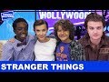 Stranger Things: Strangest Moments With the Cast!