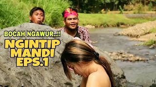 Download Video NGINTIP CEWEK CANTIK MANDI DI SUNGAI EPS.1 - FILM PENDEK LUCU (BOCAH NGAWUR) MP3 3GP MP4
