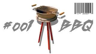 #001 Wheel-Rim-BBQ