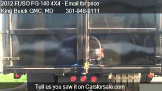 2012 FUSO FG-140 4X4  - for sale in Gaithersburg, MD 20877