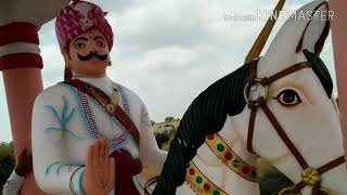 Shree Teju Peer Dado ji maharaj ka bhajan Dhari Dham