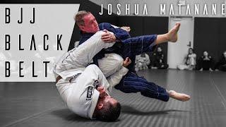Joshua Matanane   Black Belt Demonstration   ROYDEAN