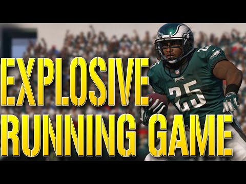 Madden NFL 15 Tips: Explosive Running Game Tips & Tricks (Money Plays) DOMINATE NOW