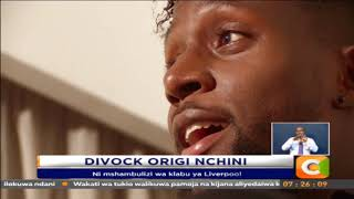 Divock Origi Nchini #CitizenNipashe