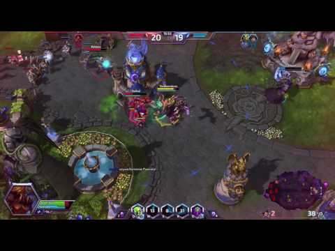 Heroes of the Storm   Most Mercenary camps captured