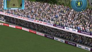 EA CRICKET 2011  GAMEPLAY