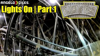 flight of fear at kings dominion lights on pov part 1