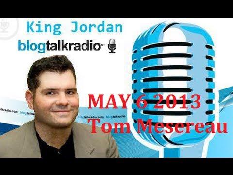 King Jordan Radio: Interview with Thomas Mesereau - May 6th 2013